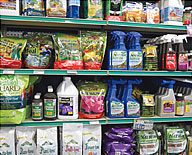 Gardening supplies in Boise, ID
